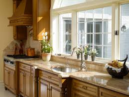 kitchen alteration with large window over sink traditional kitchen