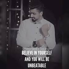 That Is My Attitude Self Motivating Quotes And Status