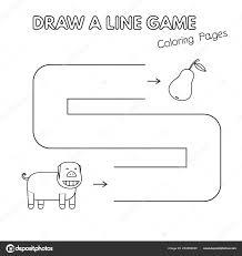 Disegni Maiale Cartoon Per Bambini Maiale Del Fumetto Gioco Libro