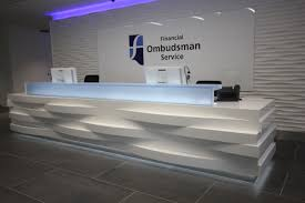 office reception interior. Financial Ombudsman Service Offices - Office Interiors Design Reception Interior T