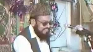 allama syed hashmi mian in video dailymotion quran or sahibe quran part 2 of 3