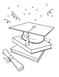 Kindergarten Graduation Coloring Pages Pin By Muse Printables On Coloring Pages At Coloringcafe Com