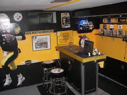 Steelers Bedroom 17 Best Images About Pittsburgh Steelers Rooms Wo Man Caves On