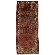 antique persian rugs tribal handmade runner hossainabad hamedan persian rug oriental area carpet 4x10 magic rugs