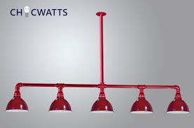 industrial pipe lighting. View In Gallery Plumbing-pipe-lighting-fixtures-pool-table-9.jpg Industrial Pipe Lighting L