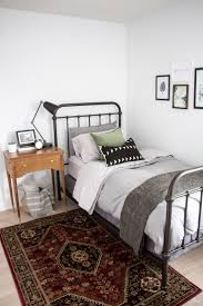 Full Size of Bedroom Design:metal Bed Frame For Twin Metal Bed Frame With  Grey ...
