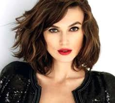 best short hairstyles for wavy thick hair
