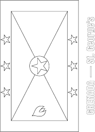 Coloring Pages Flags Free Printable Us Flag Coloring Pages Flag