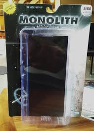 NEW - Monolith Action Figure based on Stanley Kubrick's 2001: A Space  Odyssey
