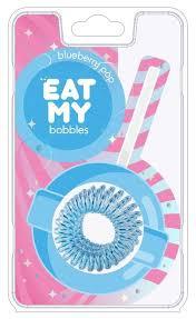 Купить Резинка EAT MY bobbles Пружинки 3 шт. голубичный ...