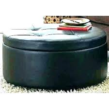 oversized round ottoman extra large tray wooden pouf chair with storage oversized round ottoman cool coffee table