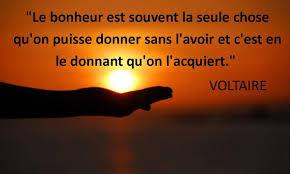 Voltaire 10 Citations En Images La Vache Rose