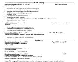 Resume Objective Sample Marketing Example In For Fresh Graduate