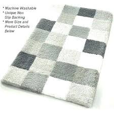 gray and white bathroom rugs grey bathroom rugs link below this image for more details gray and white bathroom rugs