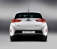 Toyota Auris Hybrid | TOYOTA Corolla - Auris | Pinterest | Toyota ...