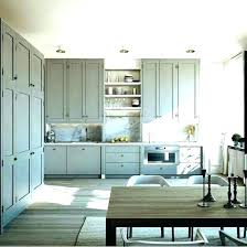 Height Of Kitchen Cabinets Gorgeous Tall Kitchen Cabinets Socslam