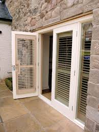 french doors with shutters. Our Beautiful French \u0026 Patio Door Shutters Doors With