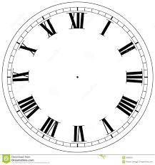 Wall Clock Dial Design