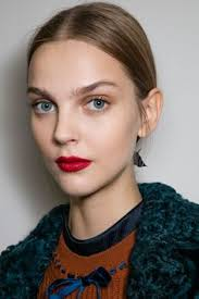 the best beauty looks from london milan fall 2016 makeup inspo makeup trends
