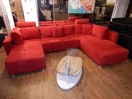 U Form Sofa Couch Garnitur Wohnlandschaft Neu In 49084