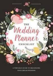 Blank Wedding Planning Checklist New Wedding Planner Checklist Notebook Blank Book Free Shipping