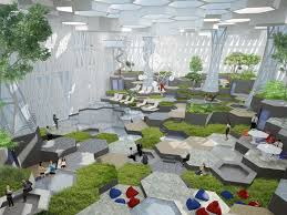 Recreational Space Design Communication And Recreational Space Ecosystem Parking