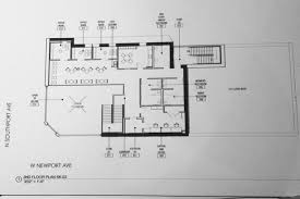 Beyond the basic equipment floor plan, showing new partitions, cabinets, equipment, fixtures, and furnishings,. Capital One Cafe Unveils Plans For Southport Store Photos Lakeview Chicago Dnainfo
