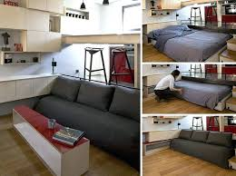 platform bed for small room examples of how to include a bed in a small room