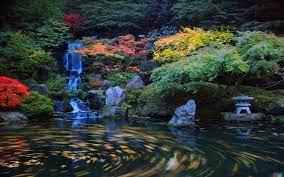 Japanese Garden Wallpapers, Backgrounds ...
