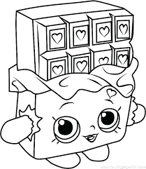 Shopkins Coloring Sheets Pin By Snow On Drawings In Pages S