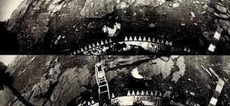 Risultati immagini per declassified secret images from Venus that show extraterrestrial life
