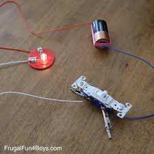 Light Switch Science Project 10 Awesome Electricity Science Experiments For Kids Frugal