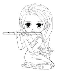 Girl Coloring Pages To Print Cute Girl Coloring Pages Print