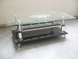 stylish center table glass top stylish center table glass top