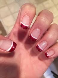 Christmas Nail Designs Shellac Christmas Shellac Nails Shellac Christmas Shellac Nails