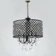black chandelier lamp lamp new galaxy lighting 4 light antique black round metal shade crystal chandelier black chandelier lamp small lamp shades