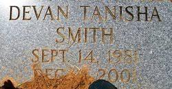 Devan Tanisha Smith (1981-2001) - Find A Grave Memorial