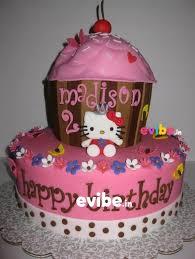 Order Yummy Hello Kitty Theme Cake Online Birthday Cake In