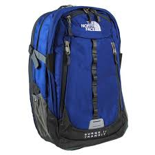 the north face backpacks proozy The Band Fuse Box Class shady blue charcoal the north face bags