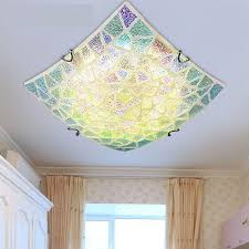 cheap bathroom lighting. colorful shell ceiling lamp modern light bathroom fixture lamps wedding decoration cheap lighting