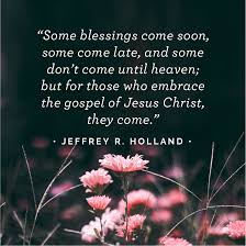Waiting Quotes Mesmerizing 48 LDS Quotes For When You're Waiting On Blessings To Come LDS Living