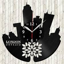 london ontario skyline vinyl record