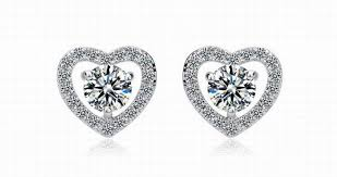 Aliexpress.com : Buy Cut <b>AAA Swiss Cubic Zirconia</b> Women's Heart ...