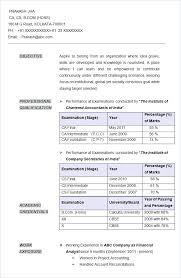 Sample Senior Accountant Resume Best Senior Accountant Resume