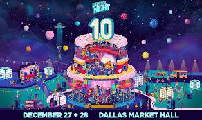 Dallas Lighting Market 2019 Lights All Night
