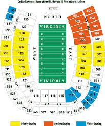 Virginia Cavaliers 2010 Football Schedule