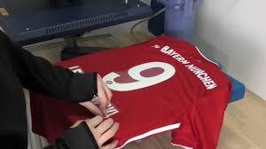 Bayern munich at a glance: Lewandowski 9 Bayern Munich Home Jersey 2020 21 Adidas Fr8358 Lewandowski Amstadion Com