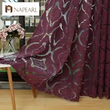 Plum Bedroom Curtains Online Get Cheap Purple Bedroom Curtains Aliexpresscom Alibaba