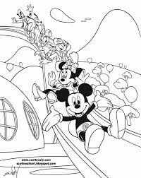 Small Picture Mickey Mouse Clubhouse Free Coloring Pages Coloring Home