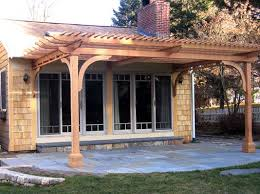 Exellent Patio Designs With Pergola Best 25 Attached To House Ideas Only